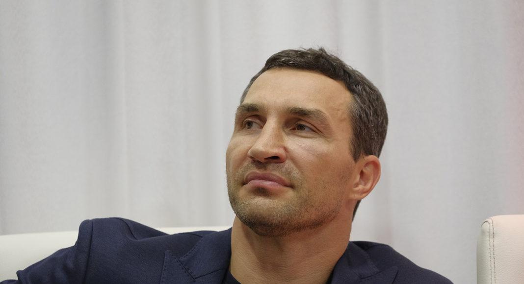 Володимир Кличко показав свою дружину