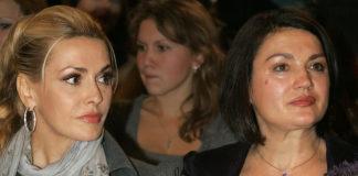 Наталія Сумська скаржиться матері на молодшу сестру Ольгу