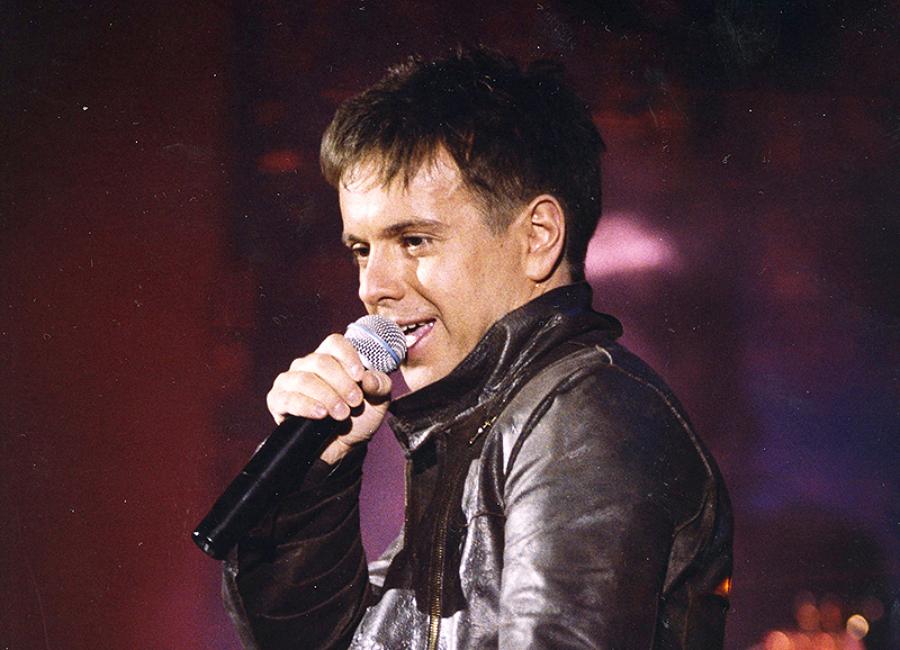 Андрій Губін на сцені