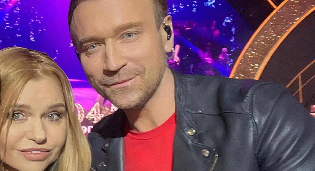 Олег Винник представив Таюне як свою пару