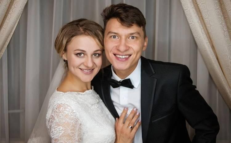 Ольга Мартиновська з чоловіком