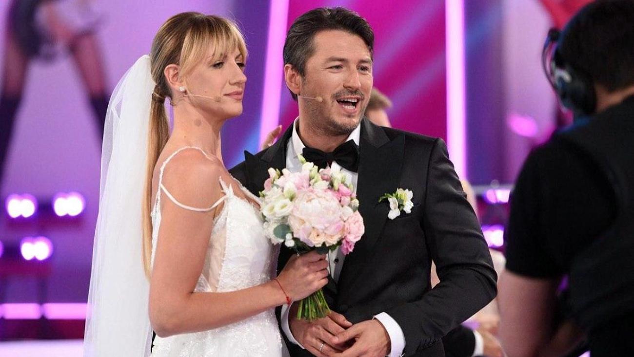 Сергій притула захотів вчетверте стати батьком після зізнань Лесі Нікітюк у коханні