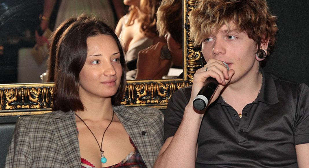 Тетяна Денисова і Олександр Кривошапко