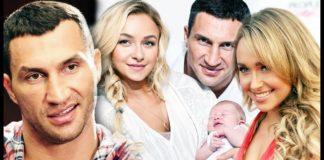 Родина Володимира Кличка
