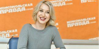 """Ведуча """"Твій день"""" Стася Ровінська на всю країну засвітила вагітний живіт"""