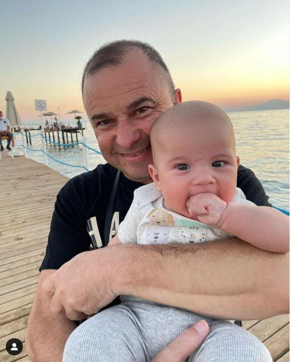 Віктор Павлік разом із сином Михайлом