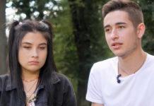 Наречена Романа Сасанчина розповіла, як до неї поставилися батьки співака