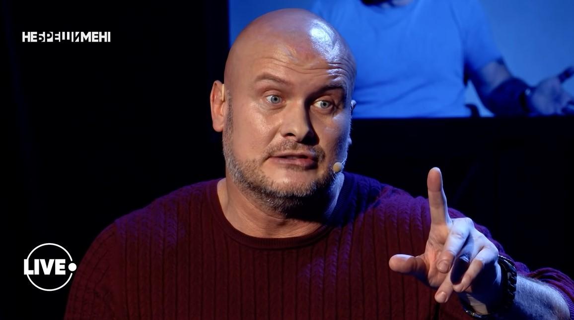 В'ячеслав Узелков у програмі Не бреши мені