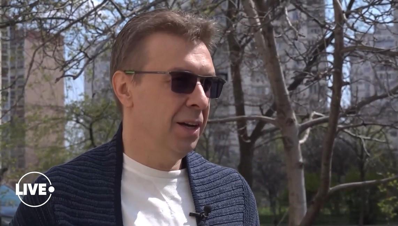 Олександр Ягольник у програмі Викриття