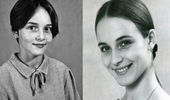 Анна Снаткіна в дитинстві та на початку студентських років
